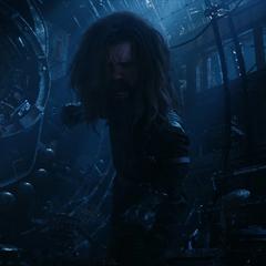 Eitri ataca a Thor, Rocket y Groot.