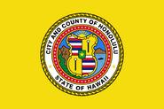 Flag of Honolulu