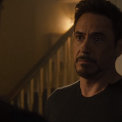 Stark antes de ir al NEXUS.
