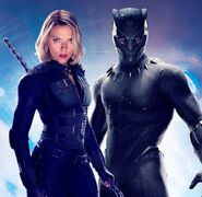 BP and Widow Infinity War