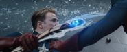 Captain America defeats Captain America