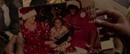 Carol, Monica & Maria (Christmas 1980s)