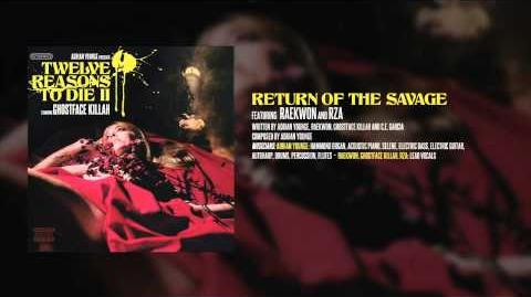 Ghostface Killah & Adrian Younge - Return of the Savage feat