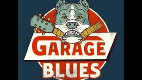Blues Saraceno - Pumpin' Irony