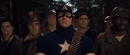 Captain America - Platoon Leader (USO Propaganda)