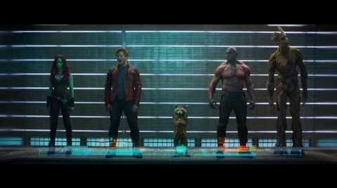 Guardianes de la Galaxia tráiler -- Oficial (Doblado)