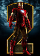 Iron Man 2 IM Mark VI Poster