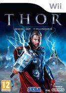 Thor Wii EU cover