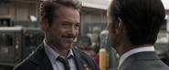 Tony smiles