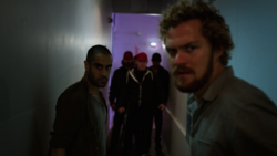 DavosIronFist-HallwayFight