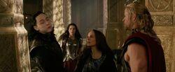 Loki punched