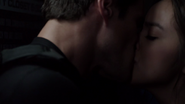 Skye kisses Grant Ward