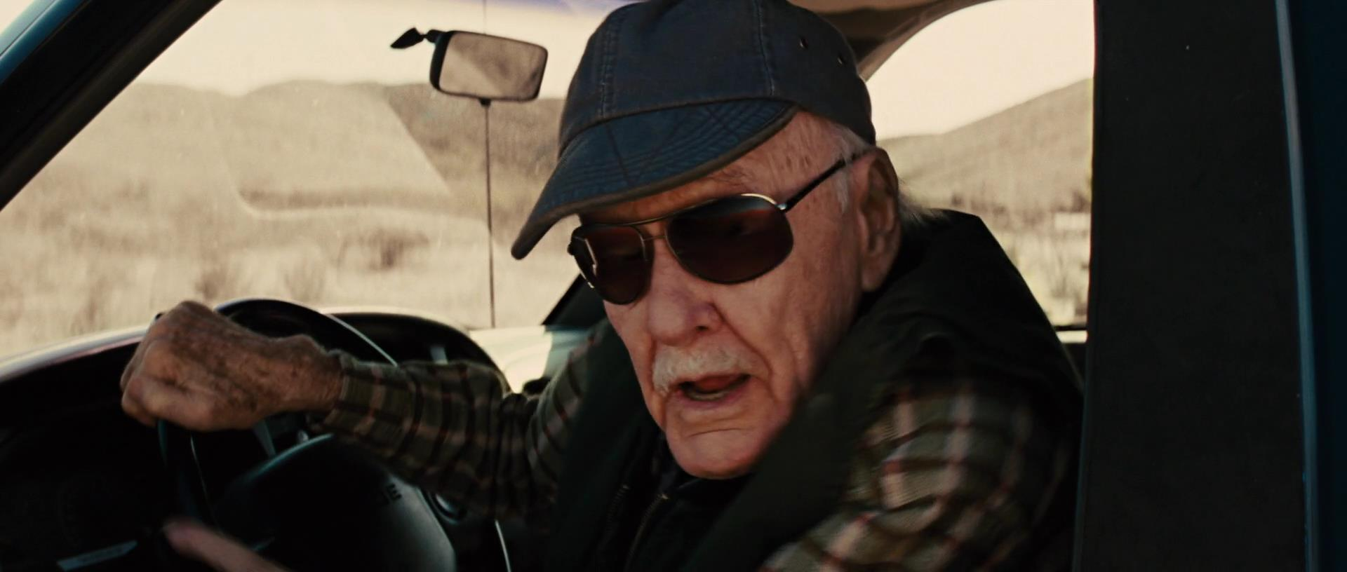 Image result for stan lee in Thor