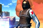 Winter Soldier video game