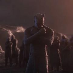 Bashenga une a las tribus para formar Wakanda.