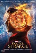 Doctor Strange IMAX 3D Poster