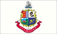 Flag of Stamford