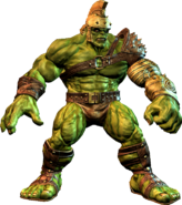 Hulk Greenscar