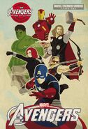 Phase One Marvel's The Avengers