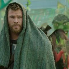 Thor se reencuentra con Brunnhilde.