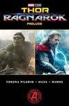 Thor ragnarok prelude cover