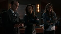 Coulson May Skye