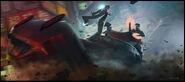 Doctor Strange 2016 concept art 1