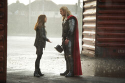Jane and Thor reunited 1