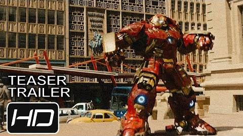 Avengers Age of Ultron - Teaser Trailer - Español Latino - HD