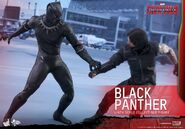 Black Panther Civil War Hot Toys 10