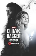 Cloak and Dagger S2 - Poster4