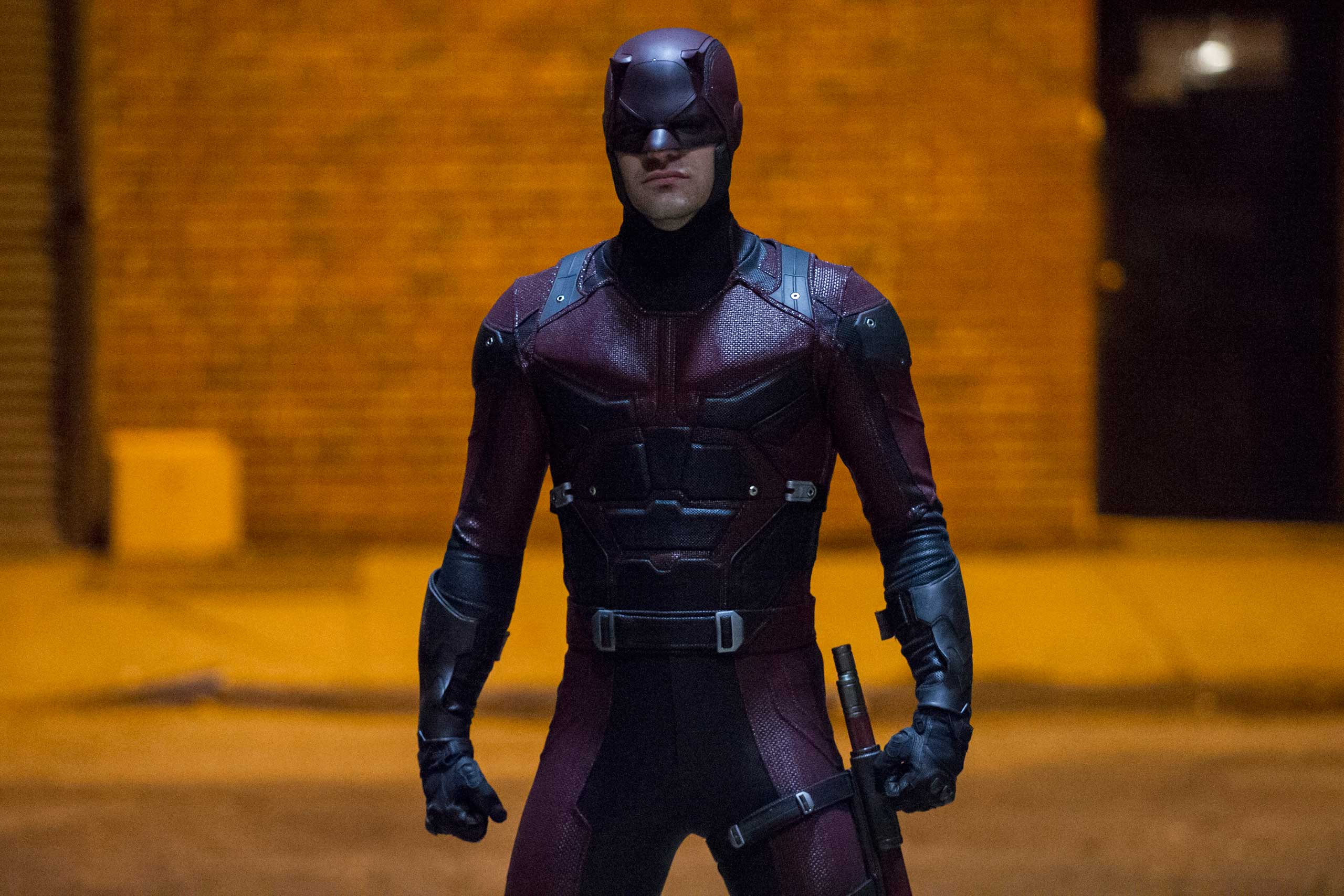 Image Full Daredevil Suit