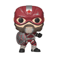 Red Guardian Funko Pop