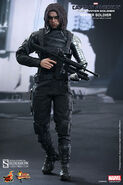 Winter Soldier Hot Toy 8
