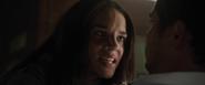 Ava Starr amenaza a Luis para saber la ubicacion del laboratorio - AAW