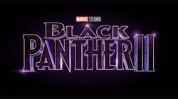Black Panther II - Logo D23