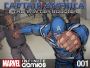 Captain America: The Winter Soldier Infinite Comic