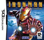 IronMan DS Aust cover