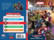 Marvel Cinematic Universe Reading Rumble