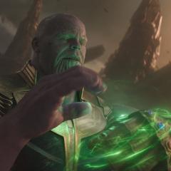Thanos obtiene la Gema del Tiempo.