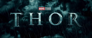 Thor (film) Marvel Studios Logo