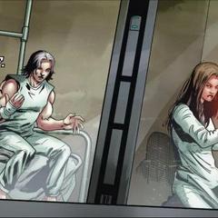 Pietro y Wanda adquieren poderes.