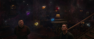 Five Infinity Stones (Wong & Banner)