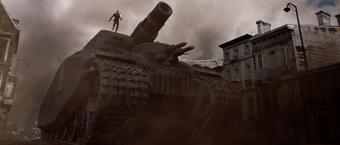 HYDRA Uber Tank