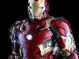 Iron Man Armor: Mark XLVI