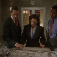 Jarvis planifica la infiltración.