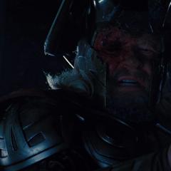Odín pierde su ojo y consigue vencer a Laufey en Jotunheim.