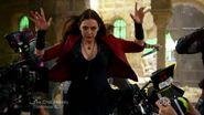Scarlet Witch BTS 1