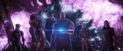 Thanos & Black Order Teleport (Statesman)