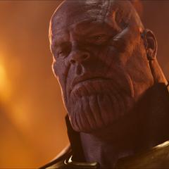 Thanos revela que usó la Gema de la Realidad para engañar a los Guardianes.